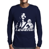Bob Seger Classic Rock N Roll Legend Mens Long Sleeve T-Shirt