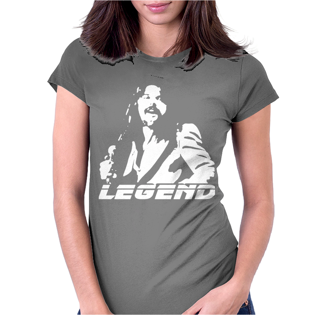 Bob Seger Classic Rock N Roll Legend Womens Fitted T-Shirt