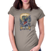 Boba Fett Womens Fitted T-Shirt
