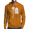 Body and Soul Mens Hoodie