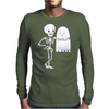 Body and Soul Mens Long Sleeve T-Shirt