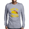 Body By Tacos Funny Mens Long Sleeve T-Shirt