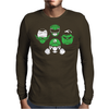 Bogreenian Rhapsody Mens Long Sleeve T-Shirt