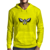 Bold Bird of Prey   Mens Hoodie