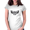 Bold Bird of Prey   Womens Fitted T-Shirt