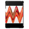 Bold Zig Zag Orange Design Tablet (vertical)