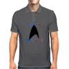 Boldly Go Mens Polo