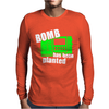 Bomb Has Been Planted Mens Long Sleeve T-Shirt