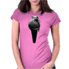 BOMB MC Womens Fitted T-Shirt
