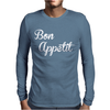 BON APPETIT Mens Long Sleeve T-Shirt