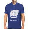 Bon Iver Face Mens Polo