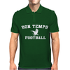 Bon Temps Football Mens Polo