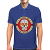 Bonita Calavera Street Wear the Mexican Skull Mens Polo