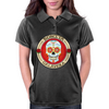Bonita Calavera Street Wear the Mexican Skull Womens Polo