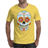 Bonita Calavera Technicolor Exclusive Products Mens T-Shirt