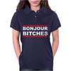 Bonjour Bitches Womens Polo