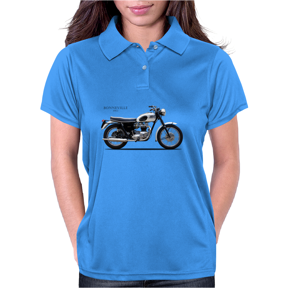 Bonneville 1963 Womens Polo