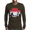 Bonnie and Clyde - Lovers on the Lam Mens Long Sleeve T-Shirt