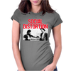 Bonnie and Clyde - Lovers on the Lam Womens Fitted T-Shirt