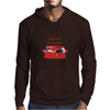 Bonny Graphics 'Greyhound make great pets' design Mens Hoodie