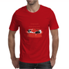 Bonny Graphics 'Greyhound make great pets' design Mens T-Shirt