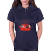 Bonny Graphics 'Greyhound make great pets' design Womens Polo