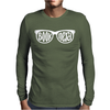 Book Nerd Mens Long Sleeve T-Shirt