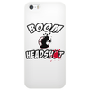 Boom Head Shot Phone Case