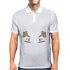 Boombox Boy Mens Polo