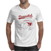 Boomstick Body Wax Your Rod Daily Mens T-Shirt