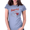 Boomstick Body Wax Your Rod Daily Womens Fitted T-Shirt