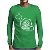 Boosted Turbo Snail Mens Long Sleeve T-Shirt