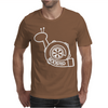 Boosted Turbo Snail Mens T-Shirt