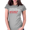 BOREDOM Womens Fitted T-Shirt