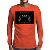 Born 2 B2 Mens Long Sleeve T-Shirt