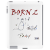 Born 2 pray by Dryer Tablet (vertical)