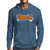 Born For Telemark Skiing Mens Hoodie