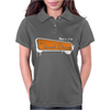 Born For Telemark Skiing Womens Polo