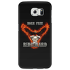 Born Free Ride Hard Phone Case