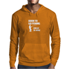 Born to Go Fishing Forced To Work Mens Hoodie