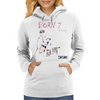 Born to play keyboards by Dryer Womens Hoodie