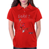 Born to play keyboards by Dryer Womens Polo