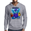 Born to Reign +Team Mystic+ Mens Hoodie
