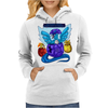 Born to Reign +Team Mystic+ Womens Hoodie