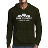 Born To Shoot Forced To Work Mens Hoodie