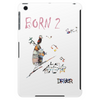 Born to ski by Dryer Tablet (vertical)