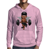 BORNCHOSIN: Brutus, no pain,no pain, no regrets. Mens Hoodie