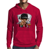 BORNCHOSIN: I play to win. Mens Hoodie