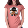 BORNCHOSIN: I play to win. Womens Fitted T-Shirt