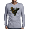 BORNCHOSIN: Maximus, love hurts. Mens Long Sleeve T-Shirt